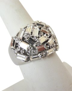 Real Collectibles by Adrienne Real Collectibles by Adrienne Scattered Crystal Dome Ring 9