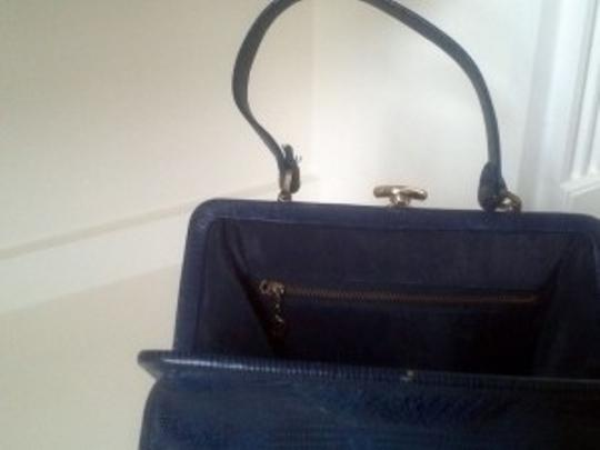 Other Navy Blue Clutch