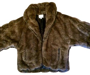 Urban Outfitters Fur Coat