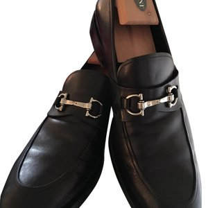 Salvatore Ferragamo Black Formal