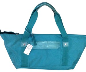 Neiman Marcus Tote in Teal