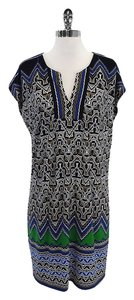 Laundry by Shelli Segal short dress Multi Color Print on Tradesy