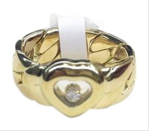 Chopard Chopard Happy Diamond Yellow Gold Ring