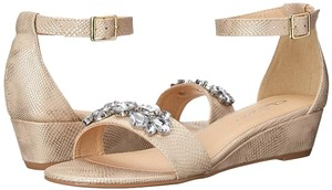 CL by Laundry Gold Sandals