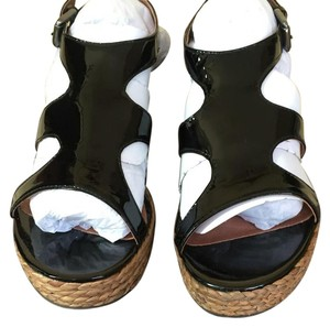 Ballasox by Corso Como Black Wedges