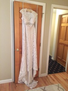 Kenneth Winston 1584 Wedding Dress
