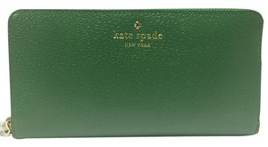 Kate Spade New Kate Spade Grand street Neda Leather Zip Around Wallet