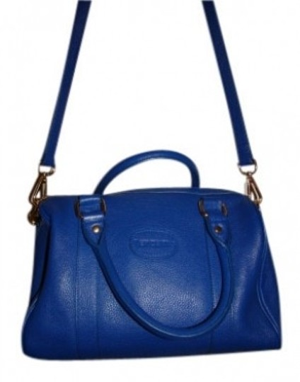 Preload https://item3.tradesy.com/images/terzetto-blue-leather-shoulder-bag-19192-0-0.jpg?width=440&height=440