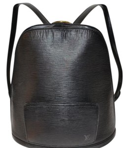 Louis Vuitton Epi Leather Backpack