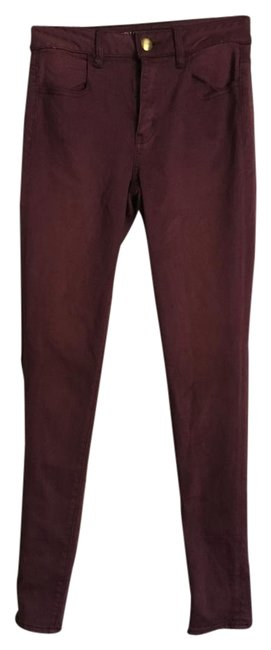 Item - Cranberry Hi Rise In Jeggings Size 27 (4, S)