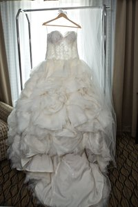 Lazaro 3213 Wedding Dress