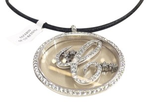 Chopard Chopard 18K White Gold Diamonds Necklace