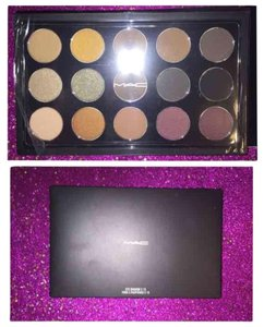 MAC Cosmetics MAC X 15 Eyeshadow Palette