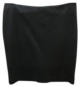 New York & Company Mini Skirt Black