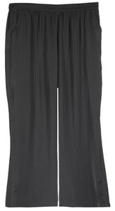 Calvin Klein Wide Leg Pants Black