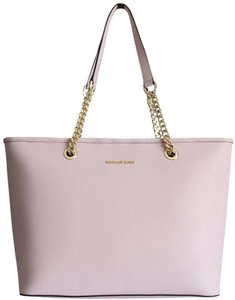 Michael Kors Travel Leather Tote in Blossom