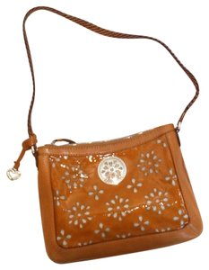 Brighton Desert Honey Satchel Shoulder Bag