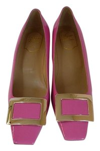 Roger Vivier 38 Chanel 38 Pink Pumps