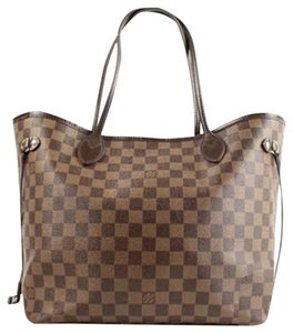 Louis Vuitton Neverfull Gm Neverfull Damier Tote