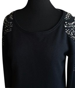 Elie Tahari Top DARK BLU