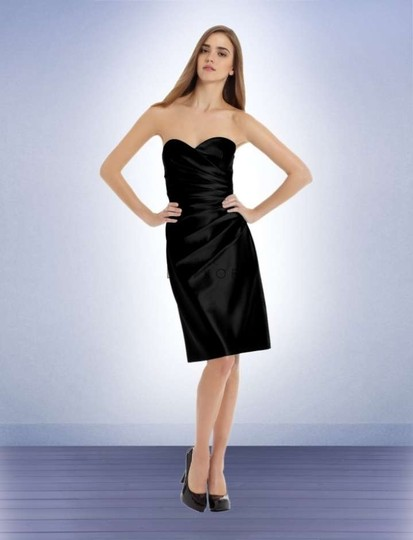 Bill Levkoff Black 587 Dress
