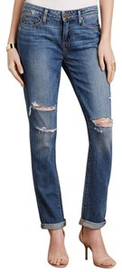 Paige Denim Boyfriend Cut Jeans