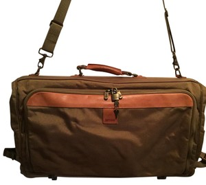 Hartmann Vintage Tan Travel Bag