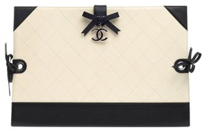 Chanel Leather Clutch