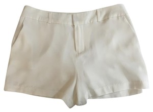 Parker Dress Shorts White