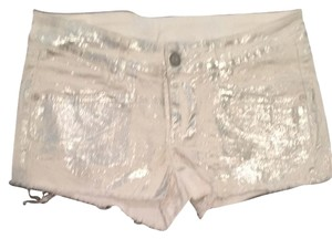 Mango Mini/Short Shorts White