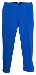 Express Trouser Pants Electric Blue