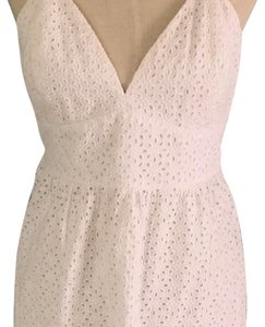 INC International Concepts short dress White on Tradesy