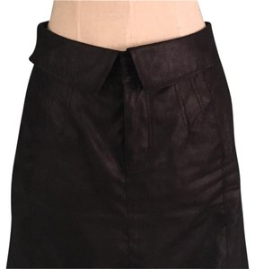 DKNY Mini Skirt Black