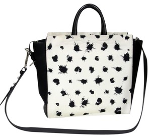 3.1 Phillip Lim Chanel Micro Celine Gucci Tote in White