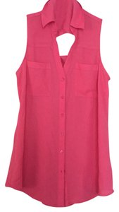 Express Top Pink/ Coral