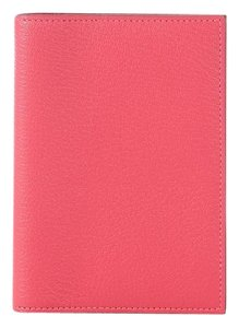 Hermès Pink and Orange Agenda Cover GM