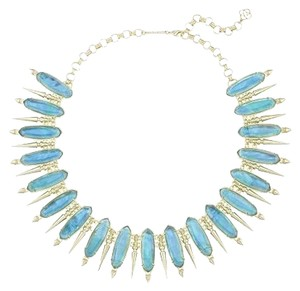 Kendra Scott Kendra Scott Gwendolyn Neclace in London Blue
