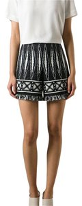 Tory Burch Mini/Short Shorts Black