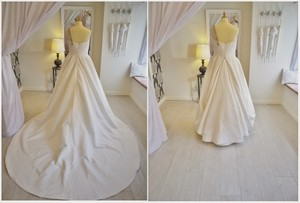 Barbara Allin Strapless Princess Ballgown Wedding Dress