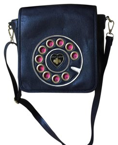 Betsey Johnson Removable Strap Phone Cross Body Bag