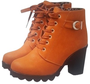 New Ankle Boots Tan Boots