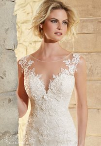 Mori Lee 2778 Wedding Dress