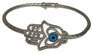 CasaDiBling The Protected Collection: Hamsa Bangle Bracelet