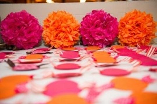 Preload https://item2.tradesy.com/images/pink-and-orange-kissing-balls-ceremony-decoration-192071-0-0.jpg?width=440&height=440