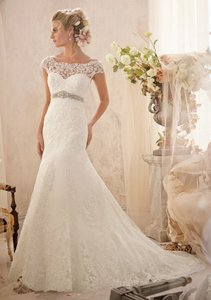 Mori Lee 2620 Wedding Dress