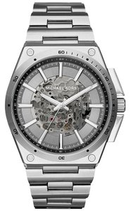 Michael Kors Michael Kors Men's Wilder Stainless Steel Skeleton Watch MK9021