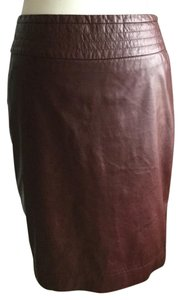 The Limited Skirt Reddish brown