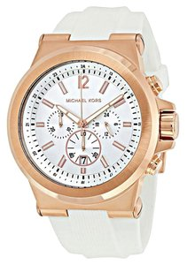 Michael Kors Michael Kors Men's Dylan Rose Gold-Tone Watch MK8492
