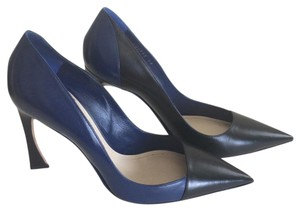 Dior Black and Blue Pumps
