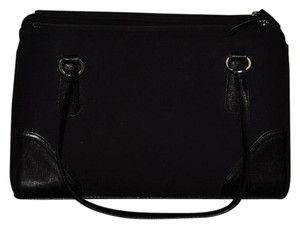 Ann Taylor Satchel in Black